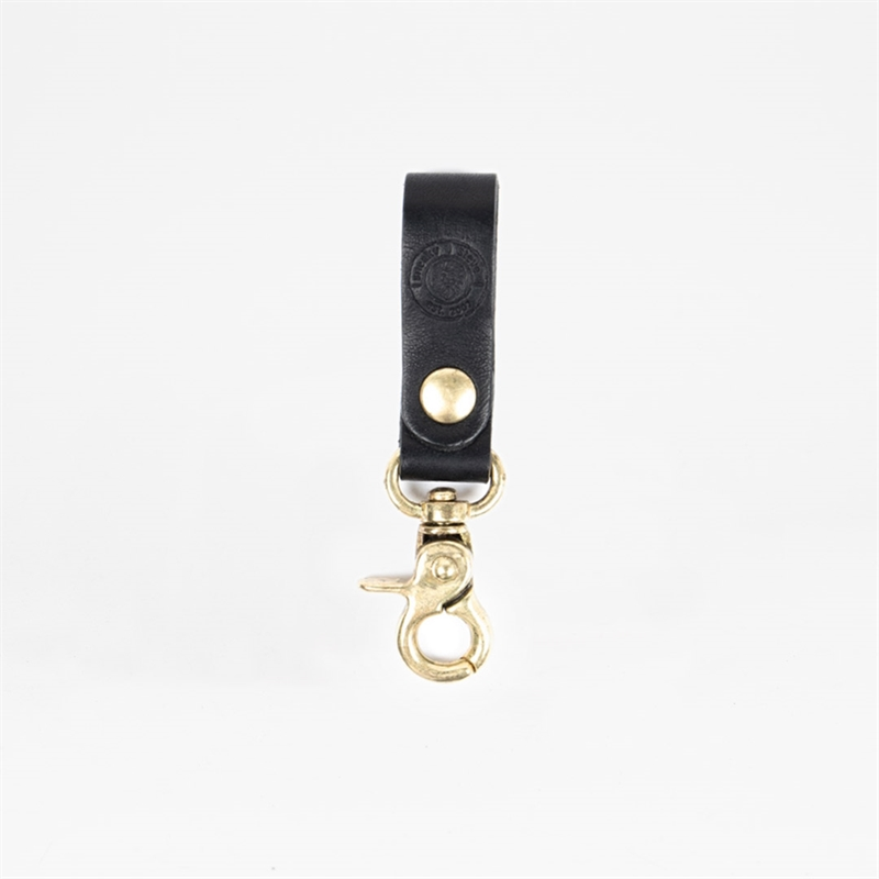 Keyring-AW19-leather-Black-Front2