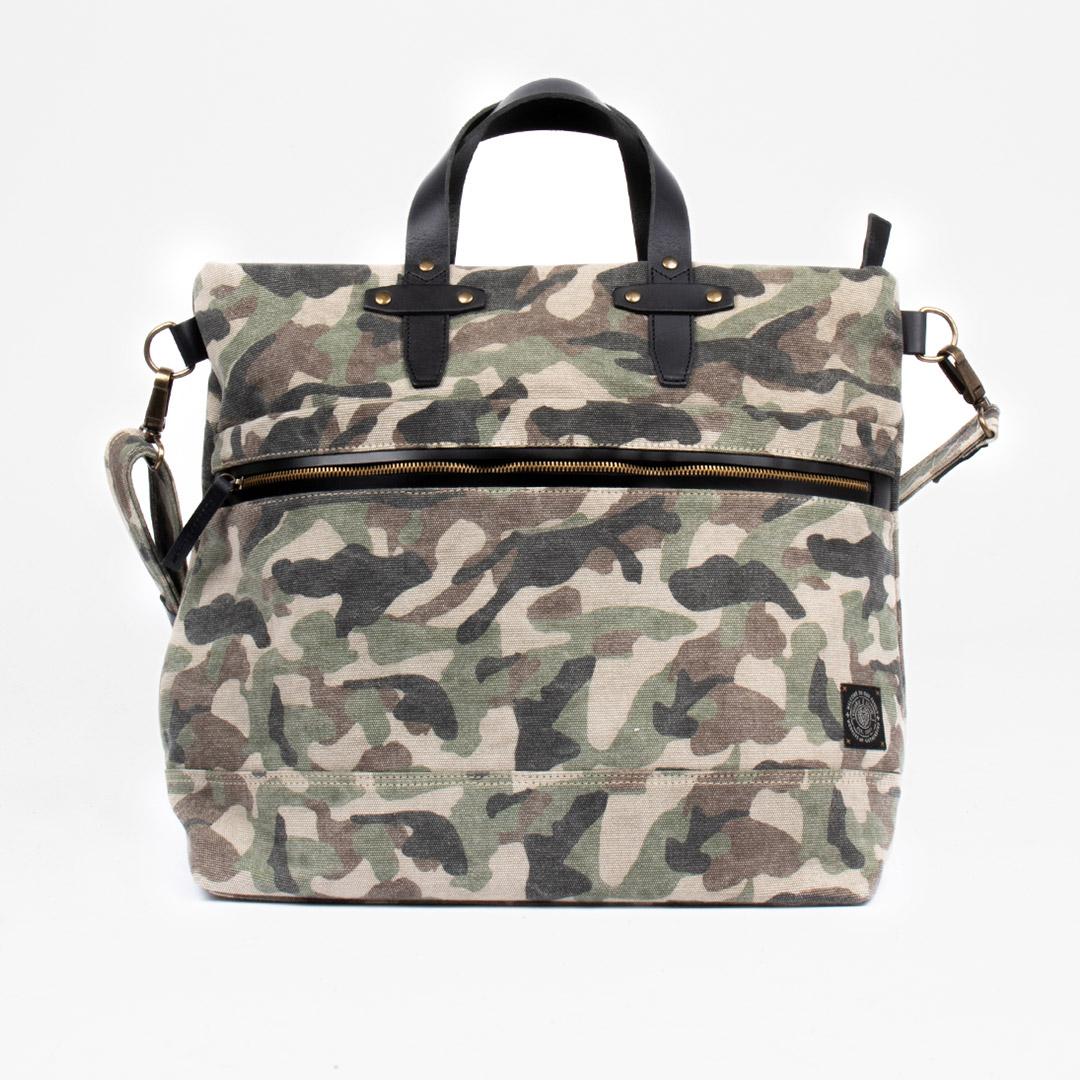 Paris Weekend Bag Camo
