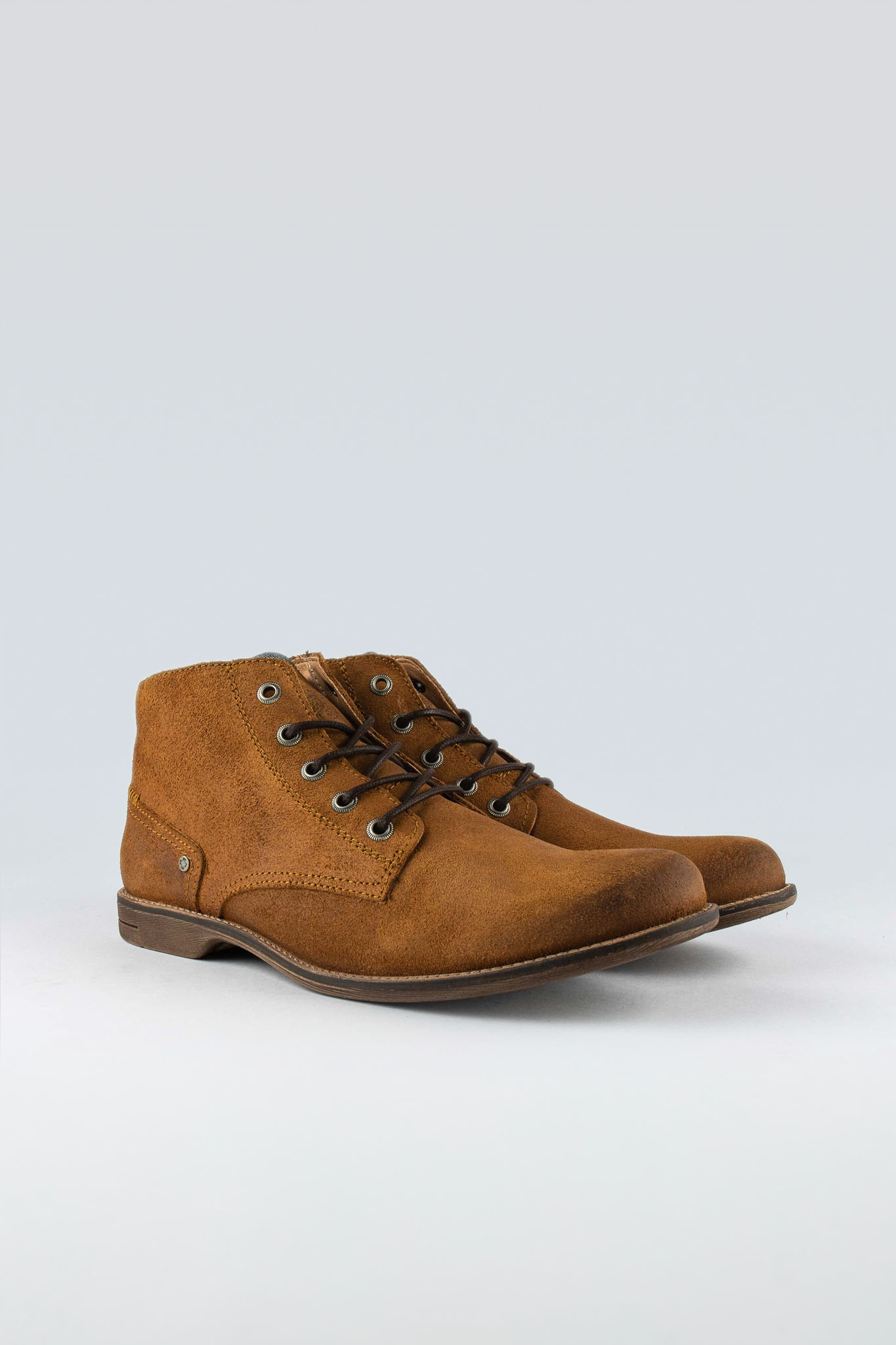 Crasher Whiskey Suede