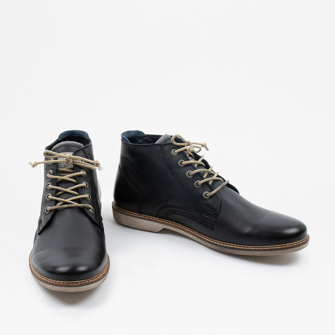 Duke Mid II Black