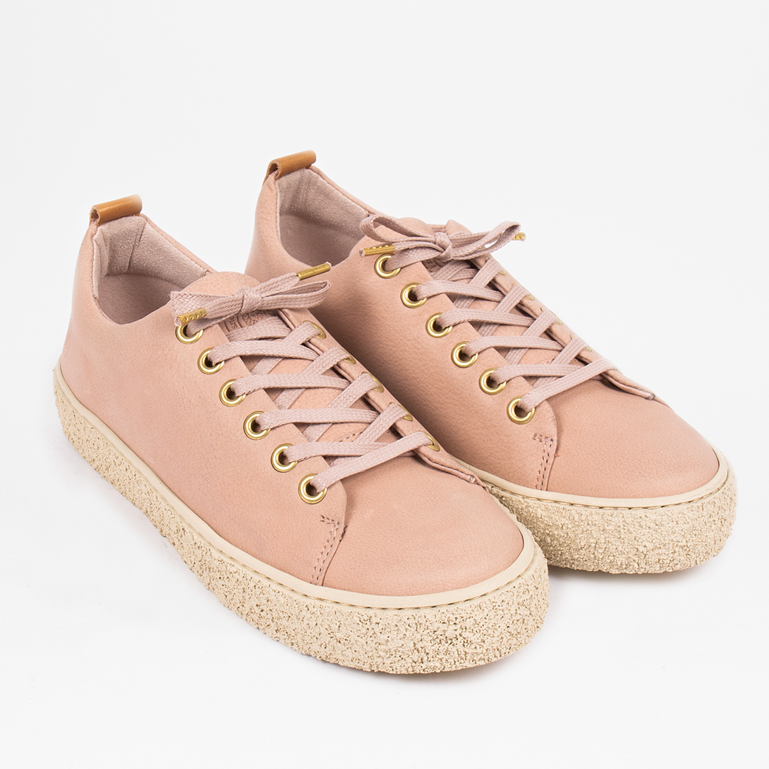 Style: Stoked Low II W Pink Leather