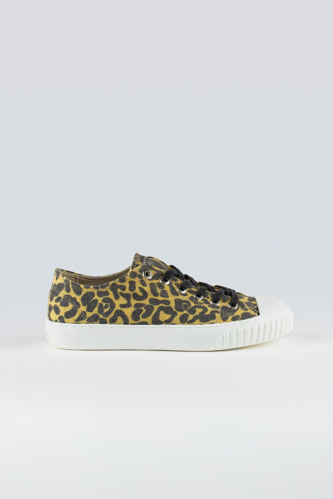 Swing Low Yellow Leopard