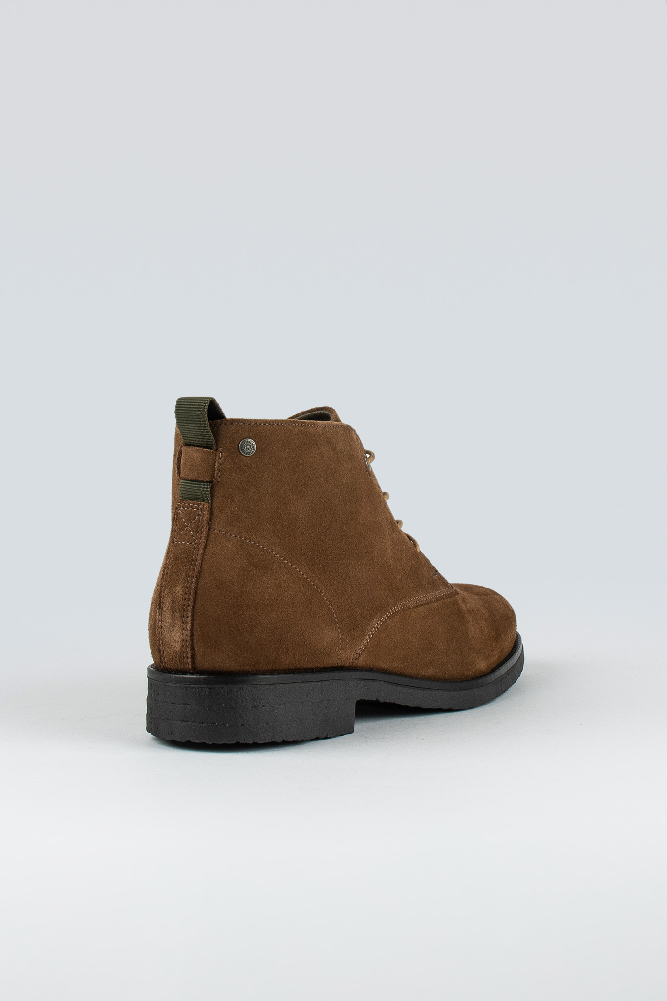 Tony Suede Tobacco