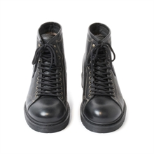 Aware-leather-boot-black-front