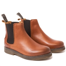 Tanner-winter-furr-chelsea-leather-boots-cognac-pair